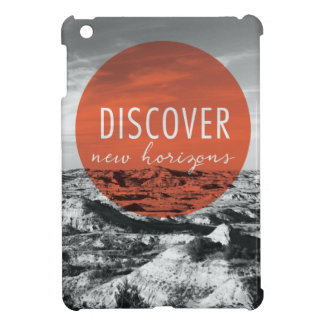 Canyons | Discover New Horizons Quote Case For The iPad Mini