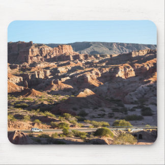 Canyons Of Salta Province Mouse Mat