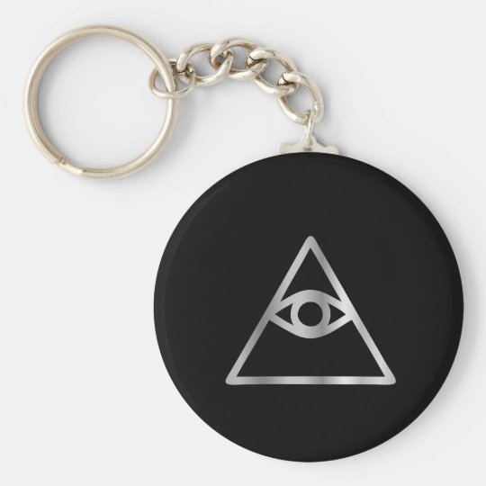 Cao dai Eye of Providence- Religious icon Key