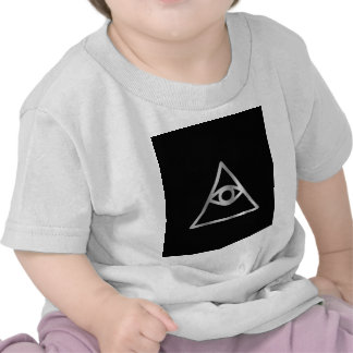 Cao dai Eye of Providence- Religious icon Tee Shirts