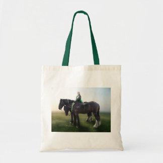 Caoillin on the Liffey Plain Bag