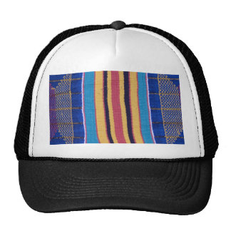 Cap, African Textile Design # 2 Trucker Hat