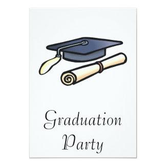 Cap And Diploma Invite