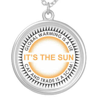 Cap And Trade Is A Scam Pendant