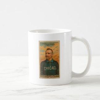 Cap Anson, Chicago White Stockings Coffee Mug