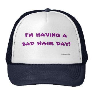 Cap - Bad Hair Day