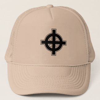 Cap Celtic cross