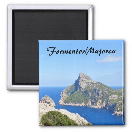 Cap de Formentor - Mallorca Souvenir Magnet