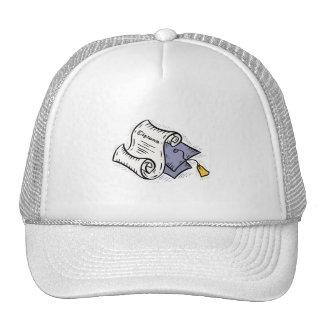Cap & Diploma Mesh Hats