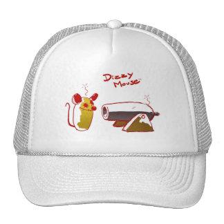 Cap Dizzy Mouse - Cannon Mouse. Trucker Hat