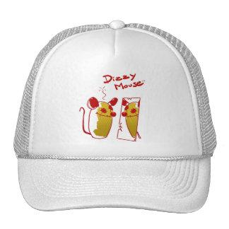 Cap Dizzy Mouse - Mirror Mouse. Hats