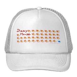 Cap Dizzy Mouse - Multiple Mouse. Mesh Hats