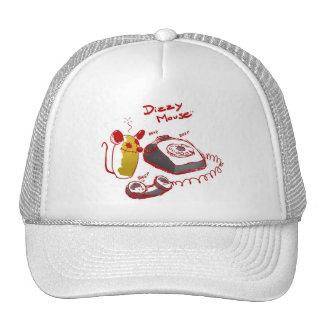 Cap Dizzy Mouse - Phone Mouse. Trucker Hat