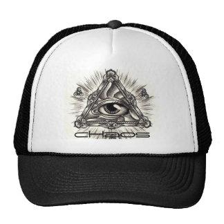 Cap eye of Horus Soils Trucker Hat