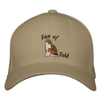Cap Fan off Fold Baseball Cap