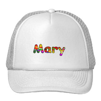 Cap for Mary Trucker Hat