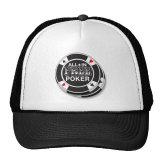 Cap Free Poker