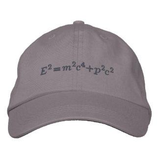 Cap,  full, stone embroidered cap