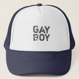 Cap GAY BOY