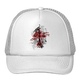Cap Gothic Cross-country race Hat