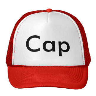Cap Mesh Hats