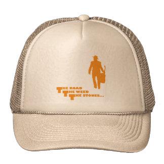 cap hat - gitarist (silhouette)