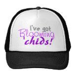 Cap - I got blooming 'chids