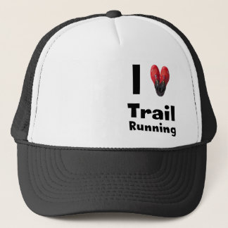 "Cap ""I love Trail Running """