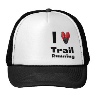 "Cap ""I love Trail Running """
