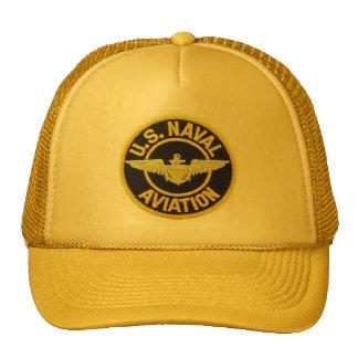 Cap Imported Trucker - US Naval Aviation Mesh Hats