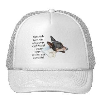 """Cap """"Jack Russel Terrier """""""