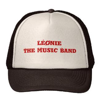 Cap Léønie the music band Hats