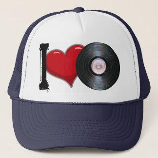 Cap Love Vinyl