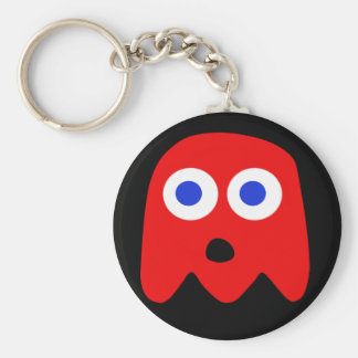 CAP Man alone Key Ring