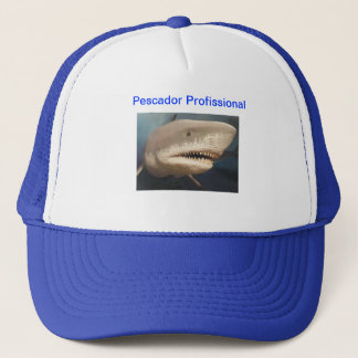 Cap of exclusive fisherman only e