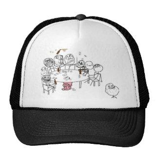 Cap of memes hat