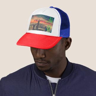 Cap of New York.