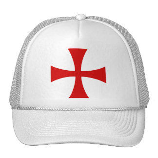 Cap Order of the Temple Mesh Hat