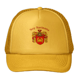 Cap Soy Sarinana Mesh Hat