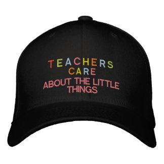 CAP Teachers Care  ETC3 Baseball Cap
