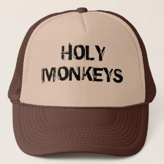 Cap to trucker Holy Monkeys