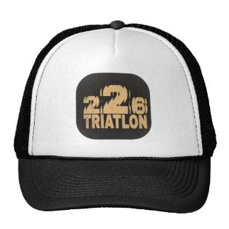 Cap triathlon