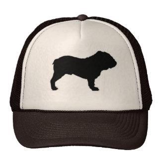 Cap truck bulldog hat