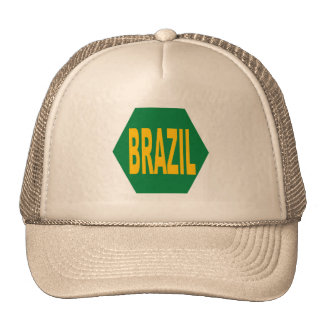 Cap Trucker BRAZIL