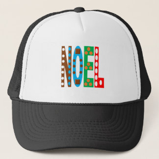CAP TRUCKER CHRISTMAS CHOCOLATE CANDIES