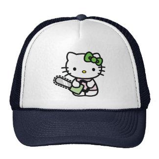Cap trucker Hell Kitty