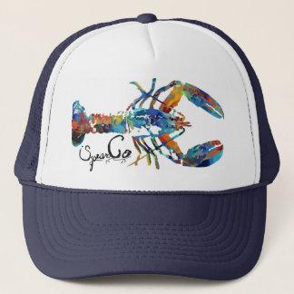 Cap Trucker Lobster SpearCo.