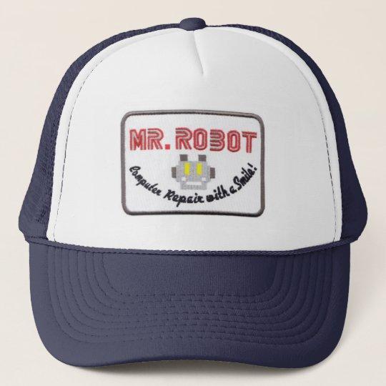 Cap Trucker Mr.Robot