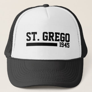 Cap Trucker - St. Greek 1945