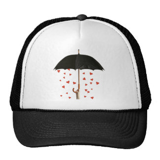 cap umbrella hats